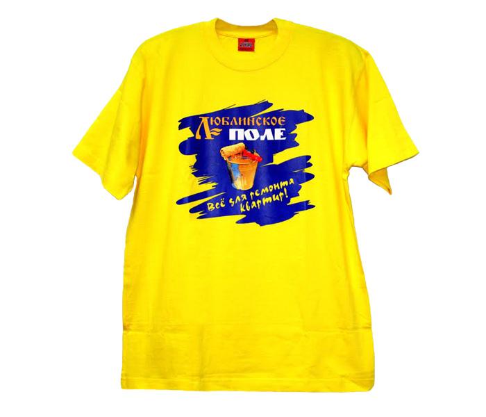 модерн футболки печать