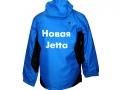 """Куртка с логотипом """"Volkswagen Новая Jetta"""" (сзади)"""