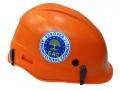 """Строительная каска с логотипом """"EAC"""""""