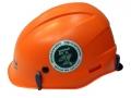 """Строительная каска с логотипом """"Здоровый Лес"""""""